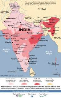 middle east malaria map india malaria map fit for travel
