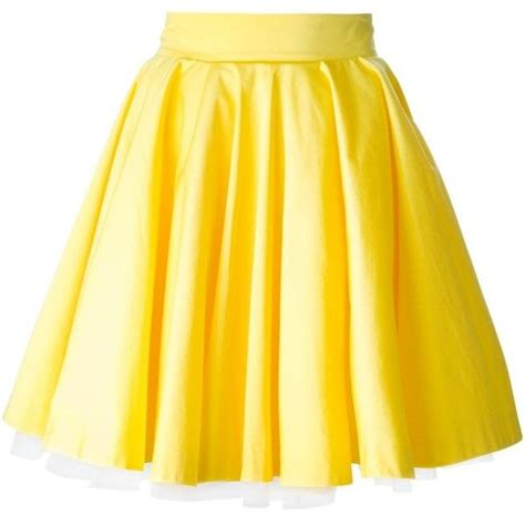 the 25 best yellow skirts ideas on yellow