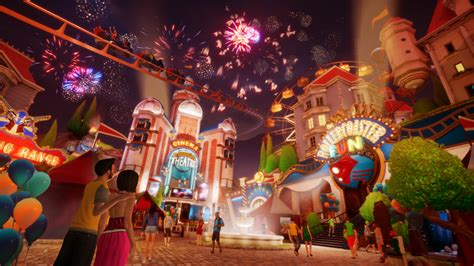 review summer funland vrfocus