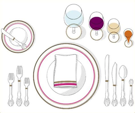 how to set a table the butter bay how to set a table the butter bay