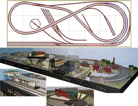 kato unitrack scenic local line track plan average size layouts custom built model railroad layouts