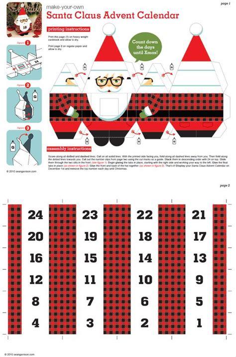 Papercraft Calendar - 787 calendrier avant paper template calendrier de