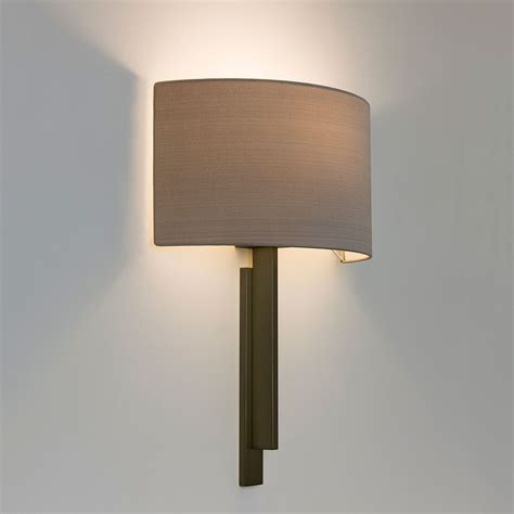 Bronze Wall Lights Astro Tate Bronze Wall Light At Uk Electrical Supplies