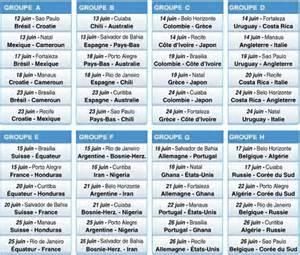 coupe du monde 2014 au br 233 sil du 12 juin au 13 juillet