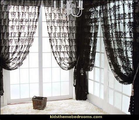 skull curtains decorating theme bedrooms maries manor skull bedding