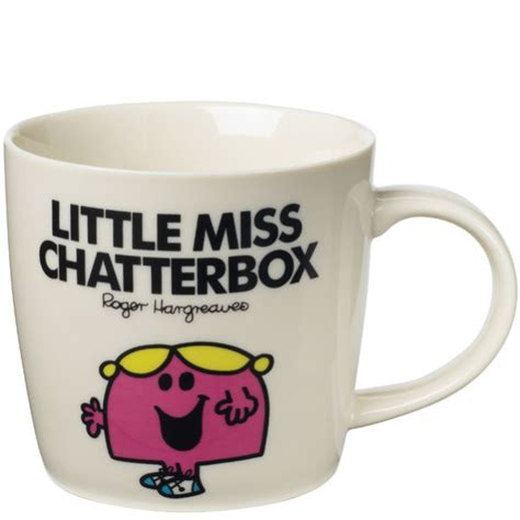 little miss chatterbox mug iwoot