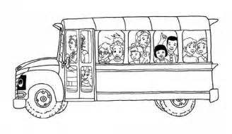 what color are school buses the magic school coloring pages bestofcoloring