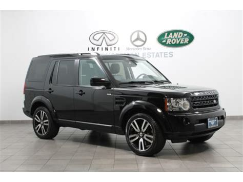 land rover lr4 blacked out used 2011 land rover lr4 hse for sale stock 000l1286