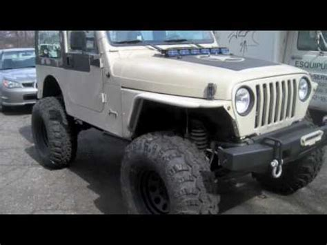 desert jeep wrangler project desert storm jeep wrangler tj youtube