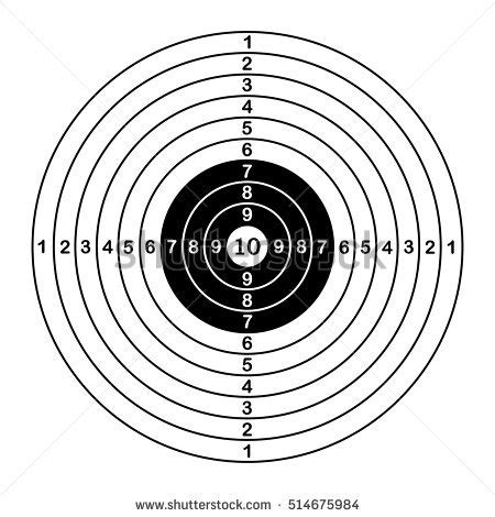 printable match targets free worksheets 187 target practice printable free math