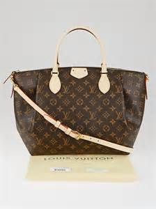 louis vuitton monogram canvas turenne gm bag yoogis closet