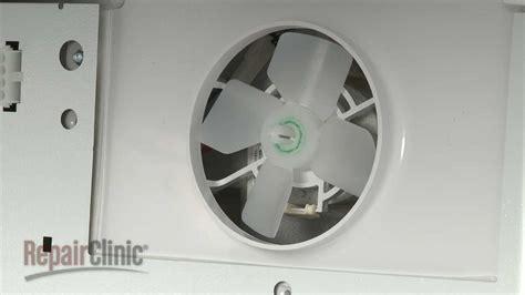 frigidaire gallery refrigerator fan replacement evaporator fan blade replacement frigidaire refrigerator