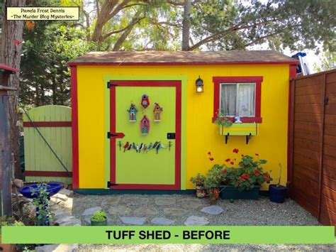 Shed Give Anything by Writer S Cottage Dennis