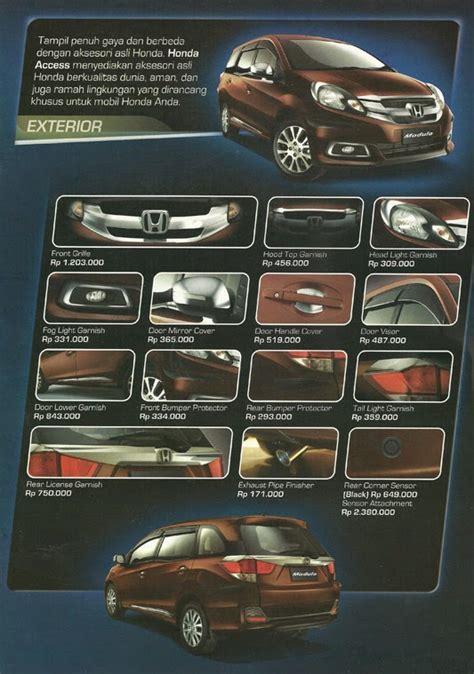 1 Mobil Filter Kabin Honda Mobilio Cover 1 diskon aksesoris resmi honda untuk pemesanan new mobilio