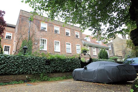 george michael homes george michael s ferrari outside his london home zimbio