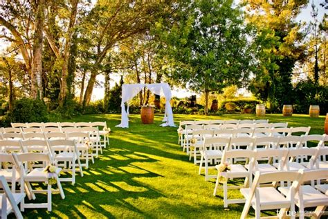 wedding reception venues near temecula ca falkner winery temecula ca wedding venue