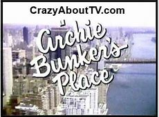 Archie Bunker's Place Episodes and Cast Archie Bunker's Place Dvd