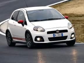 Abarth Punto Grande Fiat Grande Punto Abarth 2007 2008 2009 2010 2011