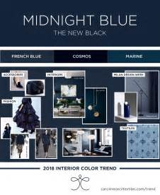 navy blue interior paint interior color trends 2018 indigo blue midnight blue