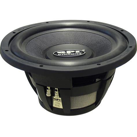 Speaker Subwoofer Spl spl dynamics v300s4 12 quot sub high power car audio subwoofer ebay