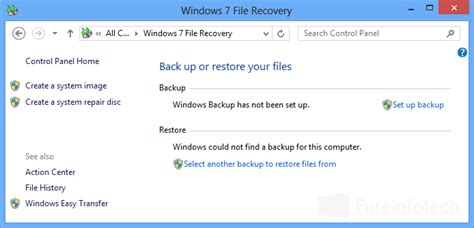 membuat dvd recovery windows 8 cara membuat system image di windows 8 full backup
