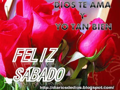 imagenes feliz sabado con rosas feliz s 193 bado animado