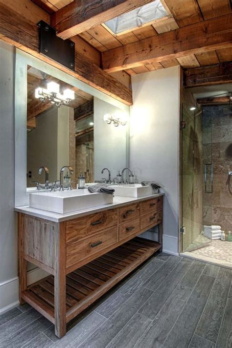 modern rustic luxury canadian home reveals splendid rustic modern
