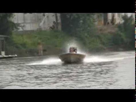 drag boat racing arkansas checkmate v mate racing boat mercury drag youtube