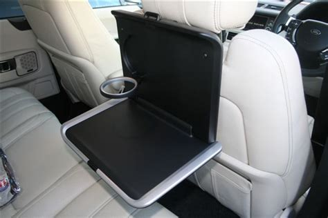 2 car table rear folding table for rear car passengers by belgrave