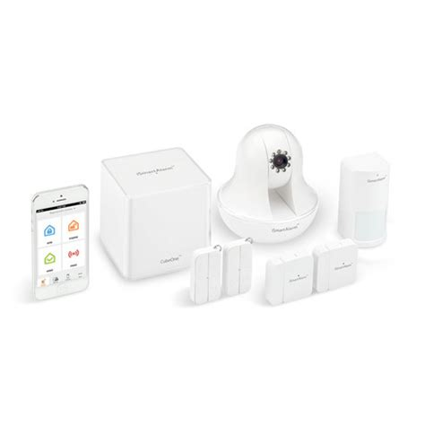 ismartalarm home security system premium package ismart
