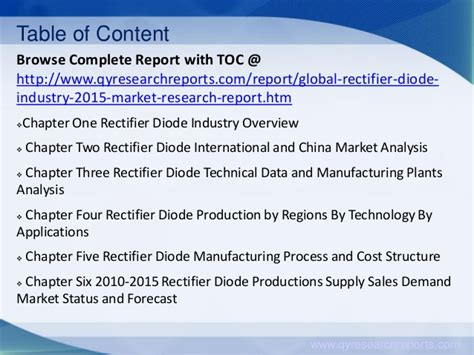 data diode vendor global rectifier diode market 2015 industry analysis research growt