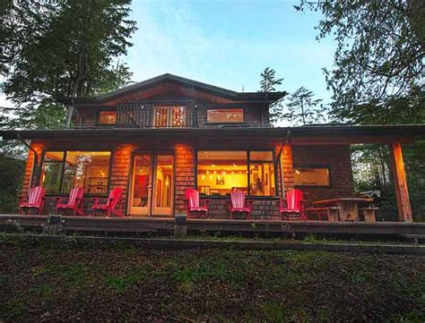 Cheap Cabin Rentals Bc by Stay Tofino Home Rentals