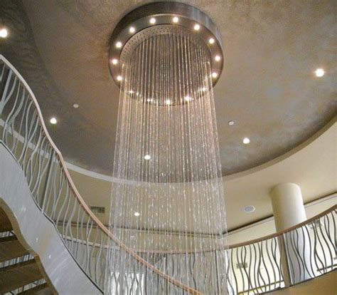 rain curtain water feature never knew about it but i need it custom rain