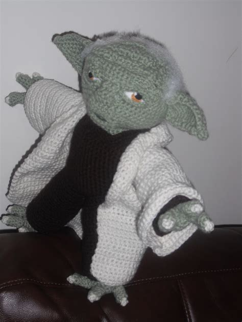 pattern crochet yoda yoda