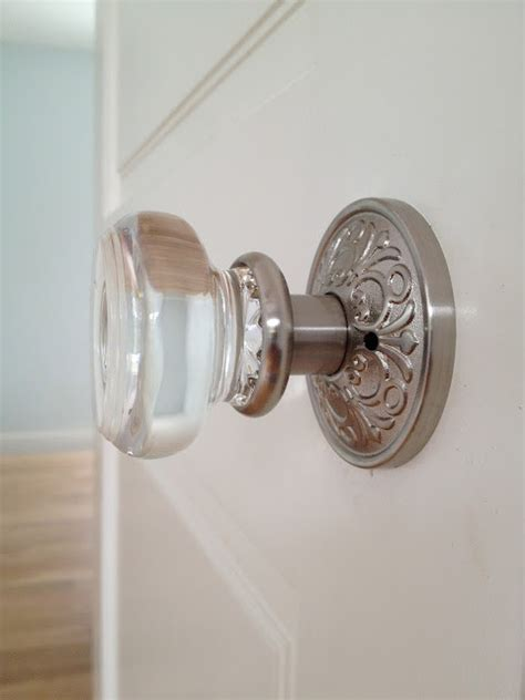 Glass Cabinet Door Knobs Glass Door Knob By Emtek Mediterranean Miami