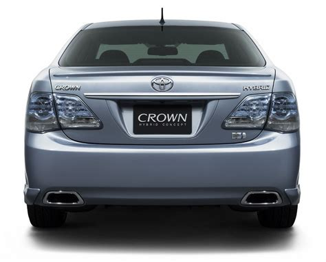 toyota crown toyota crown hv photo 4 1323