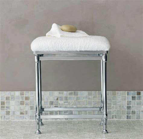 Bathroom Stool by Bathroom Beautiful Vanity Stool Ideas For Your Bathroom