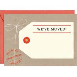 We Moved Cards Templates by Paper Source We Ve Moved Card Moving