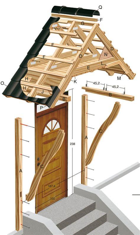 Vordach Holz Selbst Bauen 3871 by Vordach F 252 R Haust 252 R Holzarbeiten M 246 Bel Selbst De