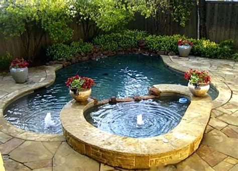 Backyard Pool Designs For Small Yards Pool In Small Yard Bullyfreeworld