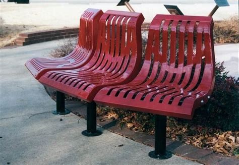 park style benches outdoor iron metal park benches vmwcbwbdtclasscvxp 3