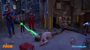 Henry danger memory wiping captain man and kid danger made a big