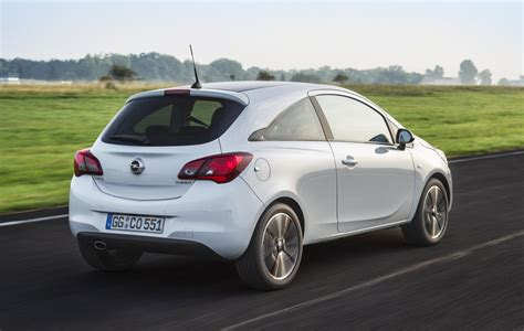 opel corsa 2015 opel corsa e gm authority