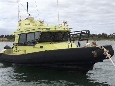 pilot boats for sale singapore used woody marine pilot crew transfer vessel for sale