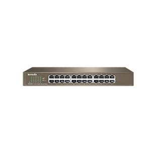 Tenda Tef1110p 8 Port10 100mbps 2 Gigabit D Switch With 8 Port Poe business switches tenda all for better networking