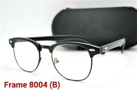 Kacamata Wanita jual frame kacamata frame 8004 pria wanita plus minus