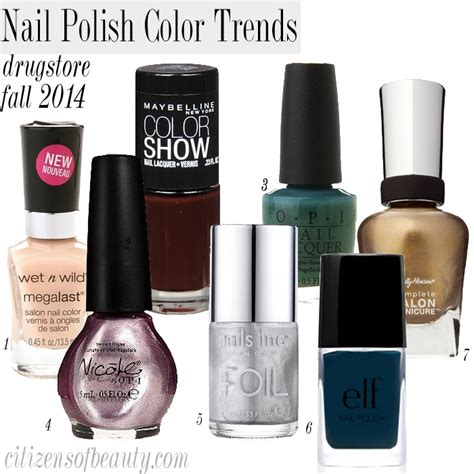 hottest nail color for fall 2014 winter nail colors 2014 www imgkid com the image kid
