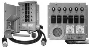 a generator transfer panel installation how to and how