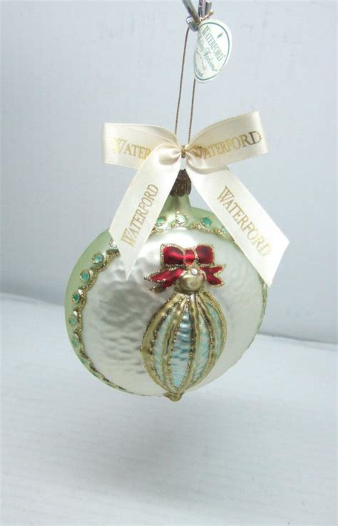 waterford pearl pillow ornament waterford heirloom ornament for sale classifieds