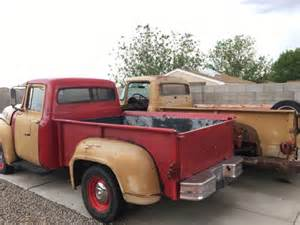 Ford Truck Parts 1956 Ford F100 1956 F200 Parts Truck